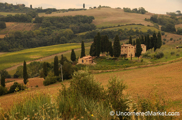 Quintessential Tuscan Countryside - Near Montepulciano