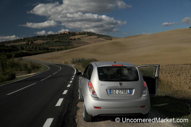 Road Trip Tuscany 2010