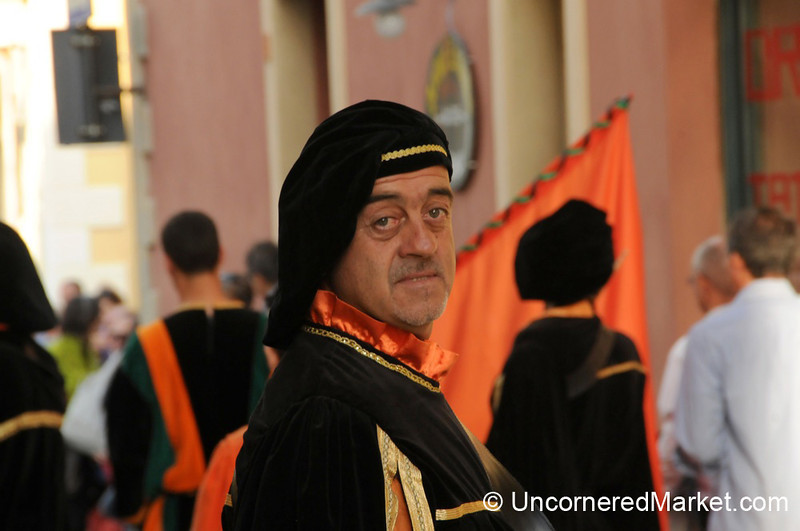 Parade Personalities - Cimigiano, Italy