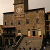 Hanging Out at the Palazzo Comunale - Cortona, Italy