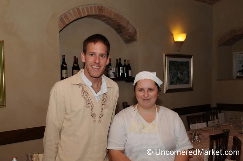 Friendly Lunch at Il Poderino - Manciano, Italy