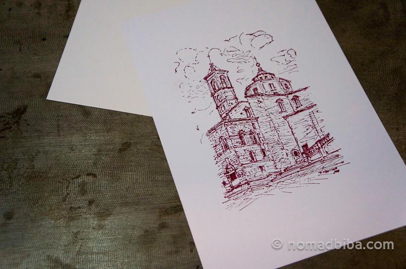 Printing in Città di Castello