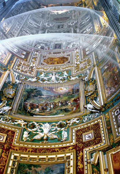Vatican Museum. Vatican by Rome, Italy.