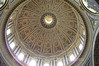 Vatican - St Peter Basilica - Dome S