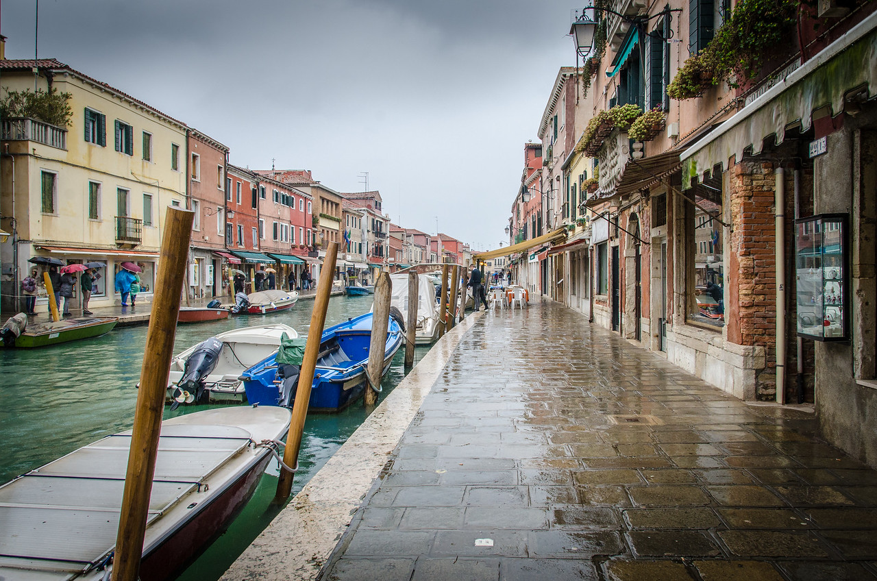 Murano, the glass island.