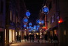 Venice - Christmas street decorations