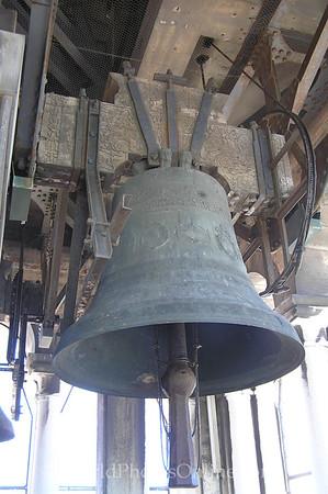 Venice - St Mark's Bell Tower - Moors (Bell) S