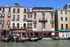 Venice - Gondula Station on Grand Canal S