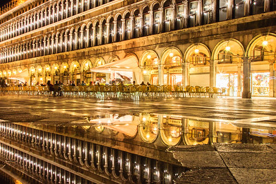 Reflections on St. Mark's