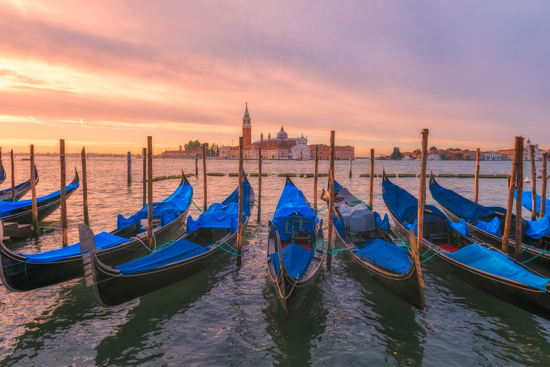 Morning At Venice