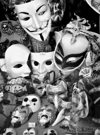 Carnevale Masks