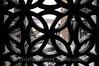 Venice - Doges Palace - Bridge of Sigh Lattice Window S