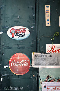 Coca-Cola Stickers