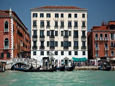 Danieli Hotel in Venice