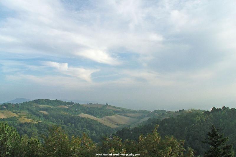 Bologna countryside, Emilia-Romagna, Italy.