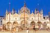 Saint Mark's Basilica, Saint Mark's Square, Venice, Italy.
