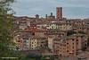 Siena, Tuscany, Italy.