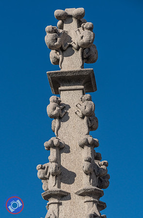Decorative Rooftop Spire on the Milan Duomo (©simon@myeclecticimages.com)