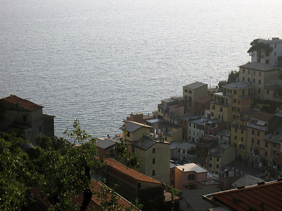 Riomaggiore, Cinque Terrre, Italy