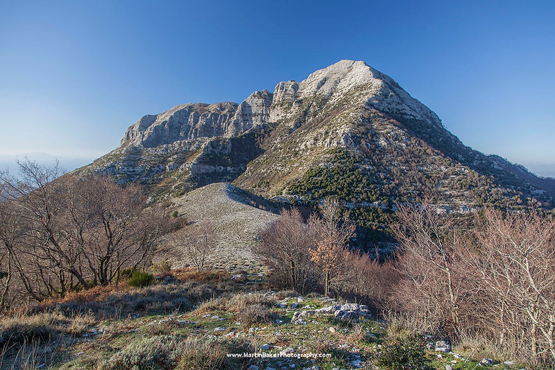 Monte San Michele (Molare), Amalfi coast, Campania, Italy.