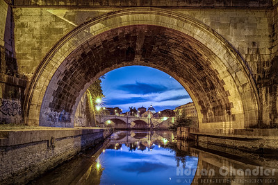 Ponte Sant'angelo Arch