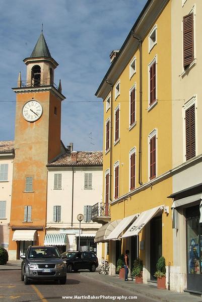 Langhirano, Emilia-Romagna, Italy.