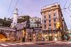 Piazza Dei Portello, Genoa, Liguria, Italy.