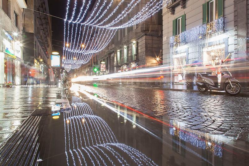 Via Benedetto Croce, Naples, Campania, Italy.