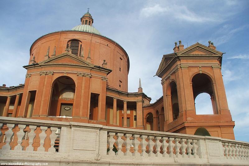 Santuario di Madonna di San Luca, Bologna, Emilia-Romagna, Italy.