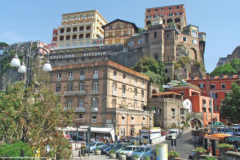 Sorrento, Campania, Italy.