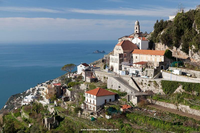 San Michele, Amalfi coast, Campania, Italy.