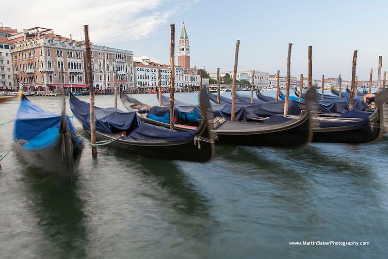 Canal Grande, Venice, Italy.
