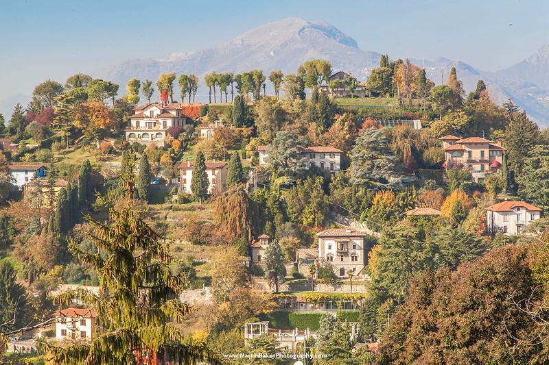 Bergamo, Lombardy, Italy.