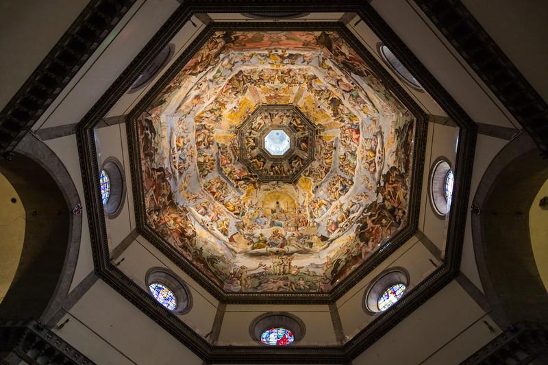 Santa Maria del Fiore Fresco
