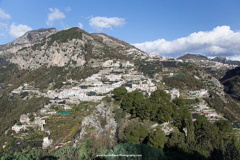 Pontone, Amalfi, Campania, Italy.