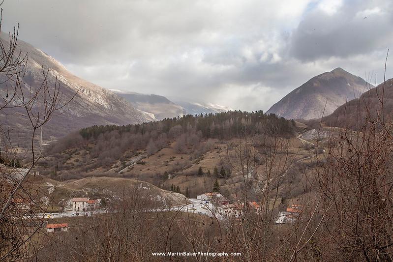 Abruzzo National Park, Opi, Italy.