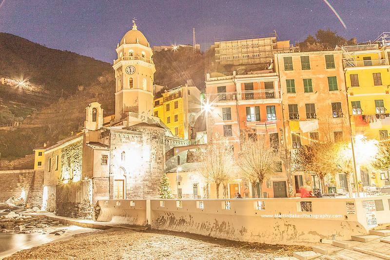 Vernazza, Cinque Terre, Liguria, Italy.