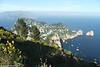 Faraglioni Rocks (view from Monte Solaro), Cápri, Campania, Italy.