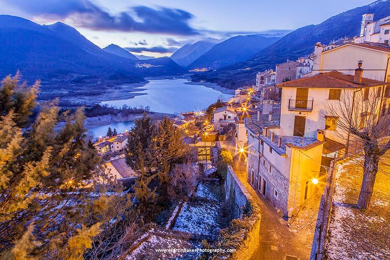 Barrea, Abruzzo National Park, Abruzzo and Molise,  Italy.