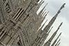 Il Duomo, Milan, Lombardy, Italy.