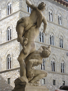 The Rape of the Sabine