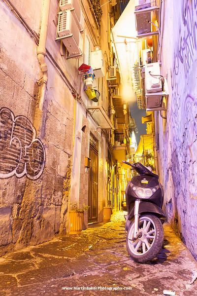 Naples, Campania, Italy.