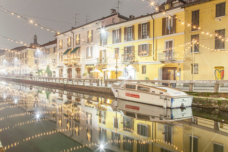 Via Ripa Porta Ticinese, Milan, Lombardy, Italy.
