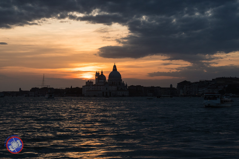 As the Sun Sets Over Venice, Italy (©simon@myeclecticimages.com)