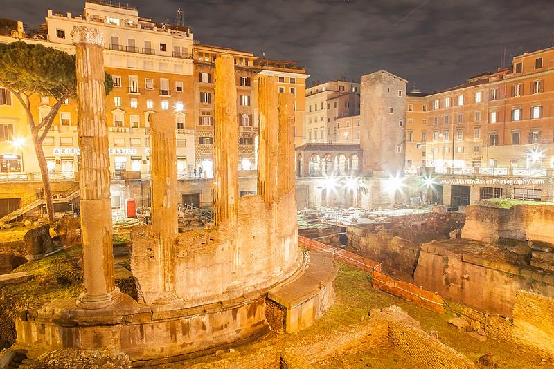 Largo Arenula, Rome, Lazio, Italy.
