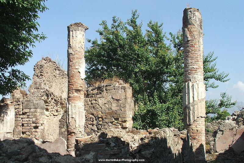Pompeii, Naples, Campania, Italy.