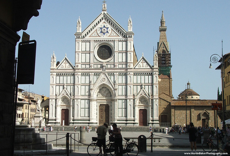 Santa Croce, Florence, Tuscany, Italy.