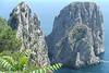 Faraglioni Rocks, Capri, Campania, Italy.