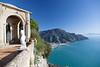 Villa Cimbrone, Ravello, Amalfi coast, Campania, Italy.