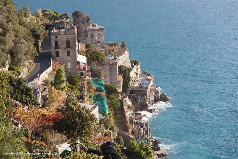 Minori, Amalfi coast, Campania, Italy.